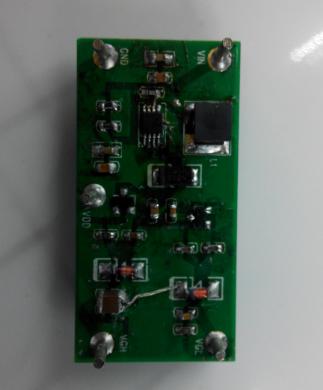 降压电源测试板
