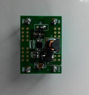 升压电源测试板