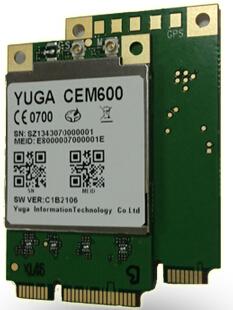 CEM600 MINI PCIE 3G CDMA模块